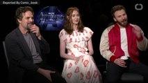 Mark Ruffalo Remembers Avengers Journey