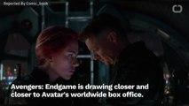 Avengers: Endgame Closes In On Avatar