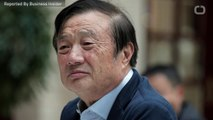 Huawei's CEO Says He'll Protest If China Bans Apple