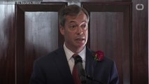 "The Brexit Party's Nigel Farage Says Theresa May ""Misjudged The Mood"" Of Britain"