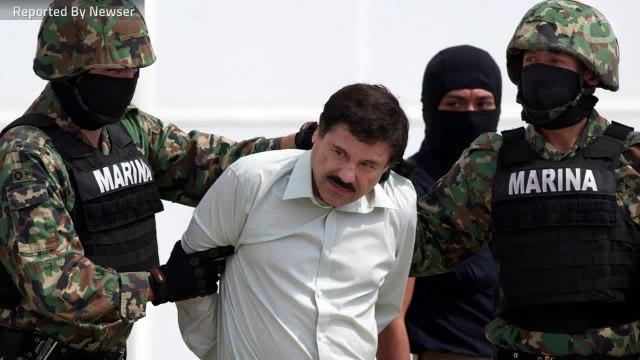 El Chapo Makes Prison Plea