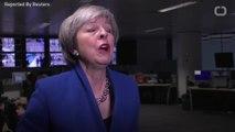 British Prime Minister Theresa May Steps Down