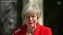 EU Responds To Theresa May's Resignation