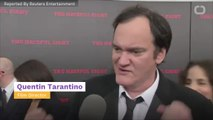 Tarantino Reflects On Recent Marriage