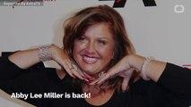 Abby Lee Miller Wants To Talk Prison Reform With Kim Kardashian