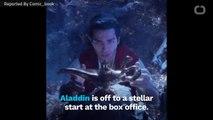 Aladdin Tops Box Office On Opening Night