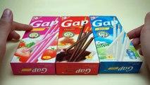 Gap Biscuit Chocolate Sticks - Milk Strawberry Choco