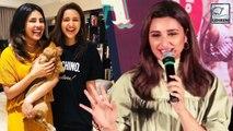 Parineeti And Priyanka Chopra Want To Star In Action Film Together