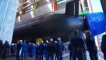 """Découvrez le """"Suffren"""", le nouveau sous-marin de la Marine française"""