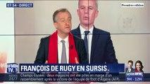 """ÉDITO - """"Ça va être compliqué pour François de Rugy de se refaire une stature de numéro 2"""""""