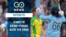 CWC19 Australia Vs England Semi-final (Match Report)