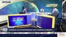 Nicolas Doze VS Jean-Marc Daniel: Pourquoi les entrepreneurs font avancer le monde ? - 12/07