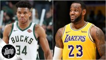 Do seven teams have a legit shot at the 2019-20 NBA title _ The Jump