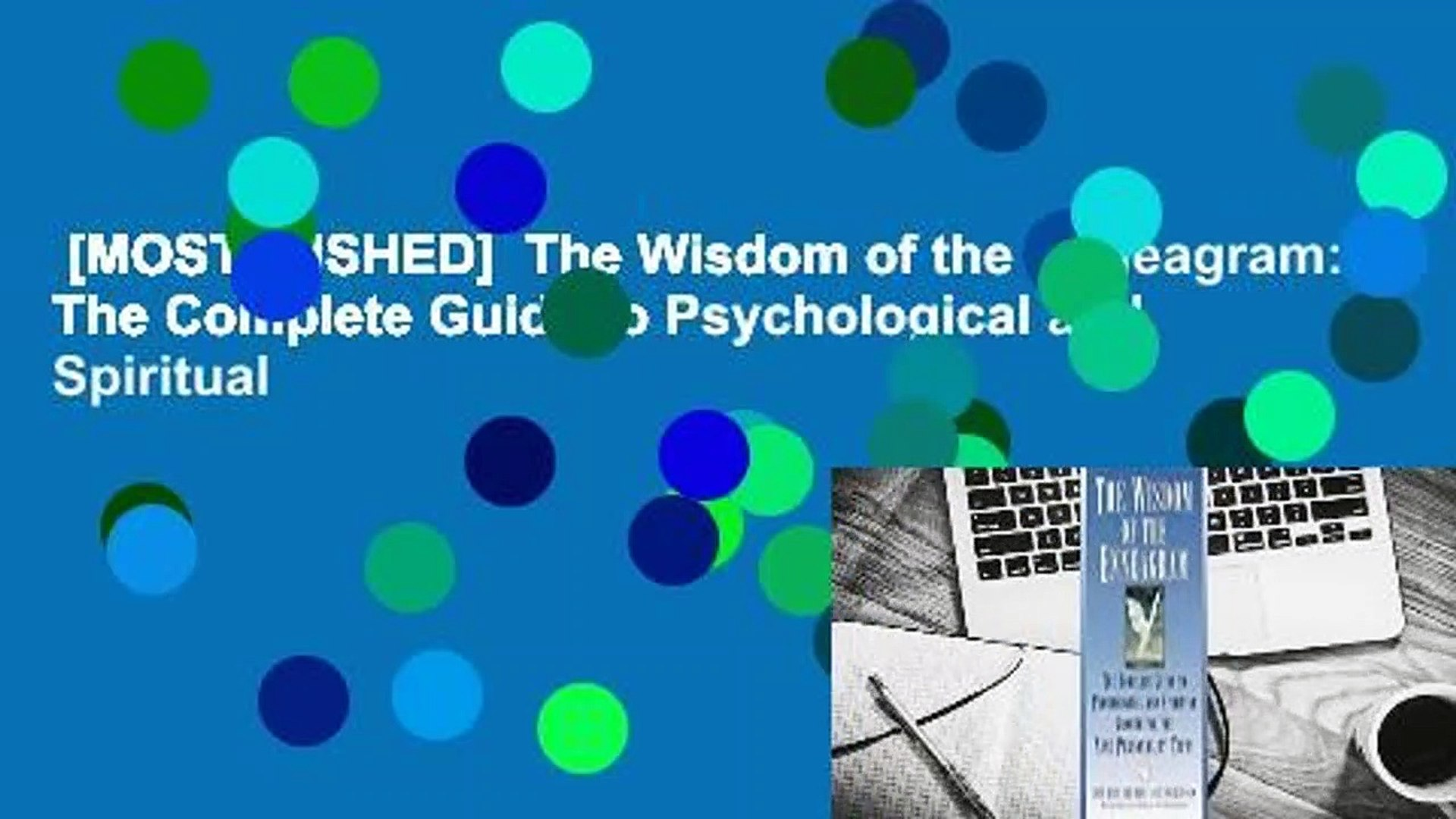 [MOST WISHED]  The Wisdom of the Enneagram: The Complete Guide to Psychological and Spiritual