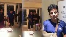 ಲಂಡನ್ ನಲ್ಲಿ 57ನೇ ಹುಟ್ಟುಹಬ್ಬವನ್ನ ಆಚರಿಸಿಕೊಂಡ ಶಿವಣ್ಣ | ಫ್ಯಾನ್ಸ್ ಗೆ ಸಿಹಿ ಸುದ್ದಿ | FILMIBEAT KANNADA