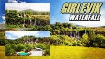 Girlevik waterfall - Caglayan Waterfall [Erzincan   Turkey]
