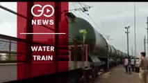 A Water Train For Thirsty Chennai
