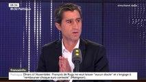 """Affaire François de Rugy : """"Je prends cette pantalonnade avec gravité"""", indique François Ruffin"""