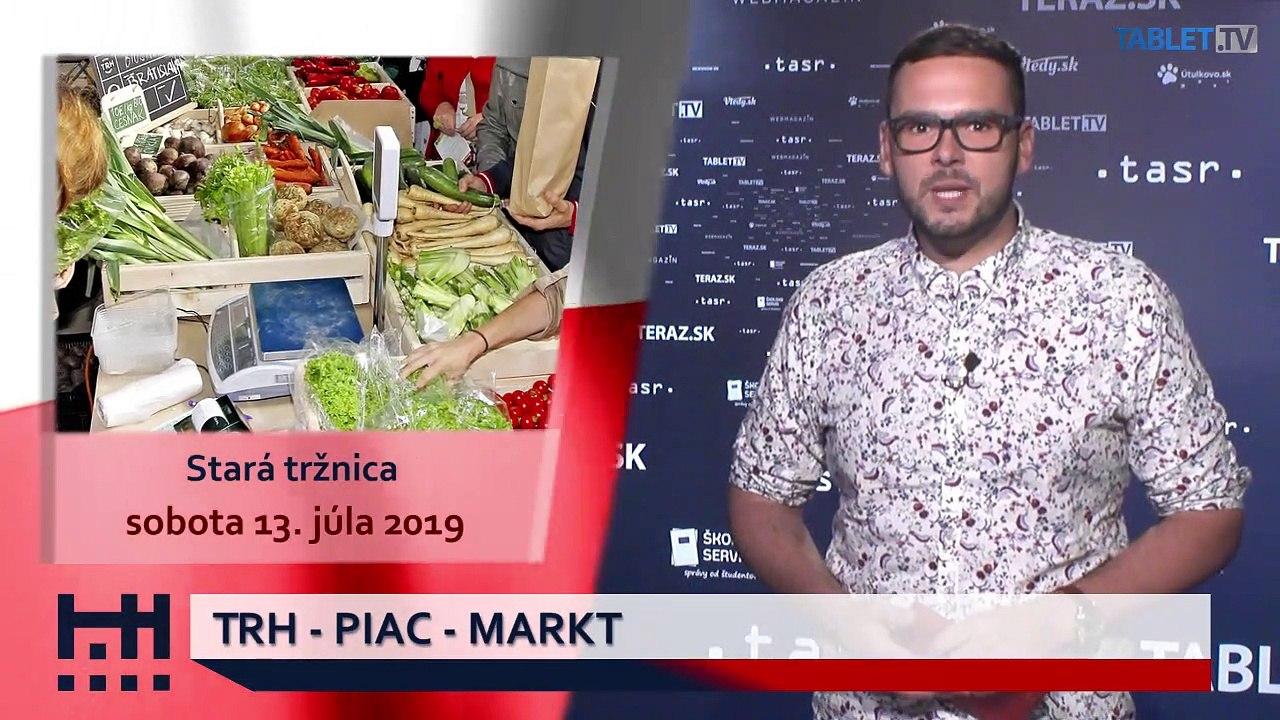 POĎ VON: Trh-piac-markt a Hudobné vlnenia na Draždiaku