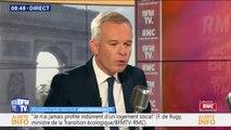"""François de Rugy aurait démissionné """"si il avait le moindre doute sur son honnêteté"""""""