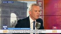 """""""Le homard? Je n'en mange pas."""" François de Rugy se défend contre les attaques sur ses dîners fastueux"""