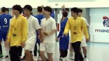 FRANCE / JAPON - U321 - Maison du Handball