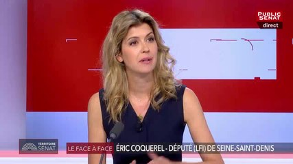 Eric Coquerel - Public Sénat vendredi 12 juillet 2019
