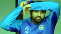 World Cup 2019 : Rohit Sharma writes an emotional post after India's Exit | वनइंडिया हिंदी