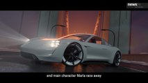 PLAYMOBIL - THE MOVIE - Rex Dasher's Porsche Mission E