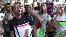 Football/CAN-2019: les fans de l'Algérie fêtent la qualification