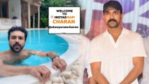 Mega Family Supports Ram Charan Instagram Entry