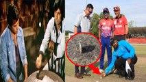 Nepal vs Hong Kong U19 match |Tossing coin lands straight | वनइंडिया हिंदी