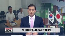 Officials from S.Korea and Japan sit down for talks over Tokyo's trade restrictions