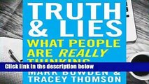 Full version  Truth and Lies: What People Are Really Thinking  Best Sellers Rank : #4