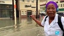 Une partie de la Louisiane en état d'alerte
