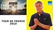 Les grandes histoires du Tour racontées par Gérard Holtz | Qui a eu l'idée de l'arrivée du Tour sur les Champs-Élysées ?