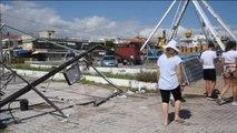 7 personas fallecieron por el temporal en Grecia