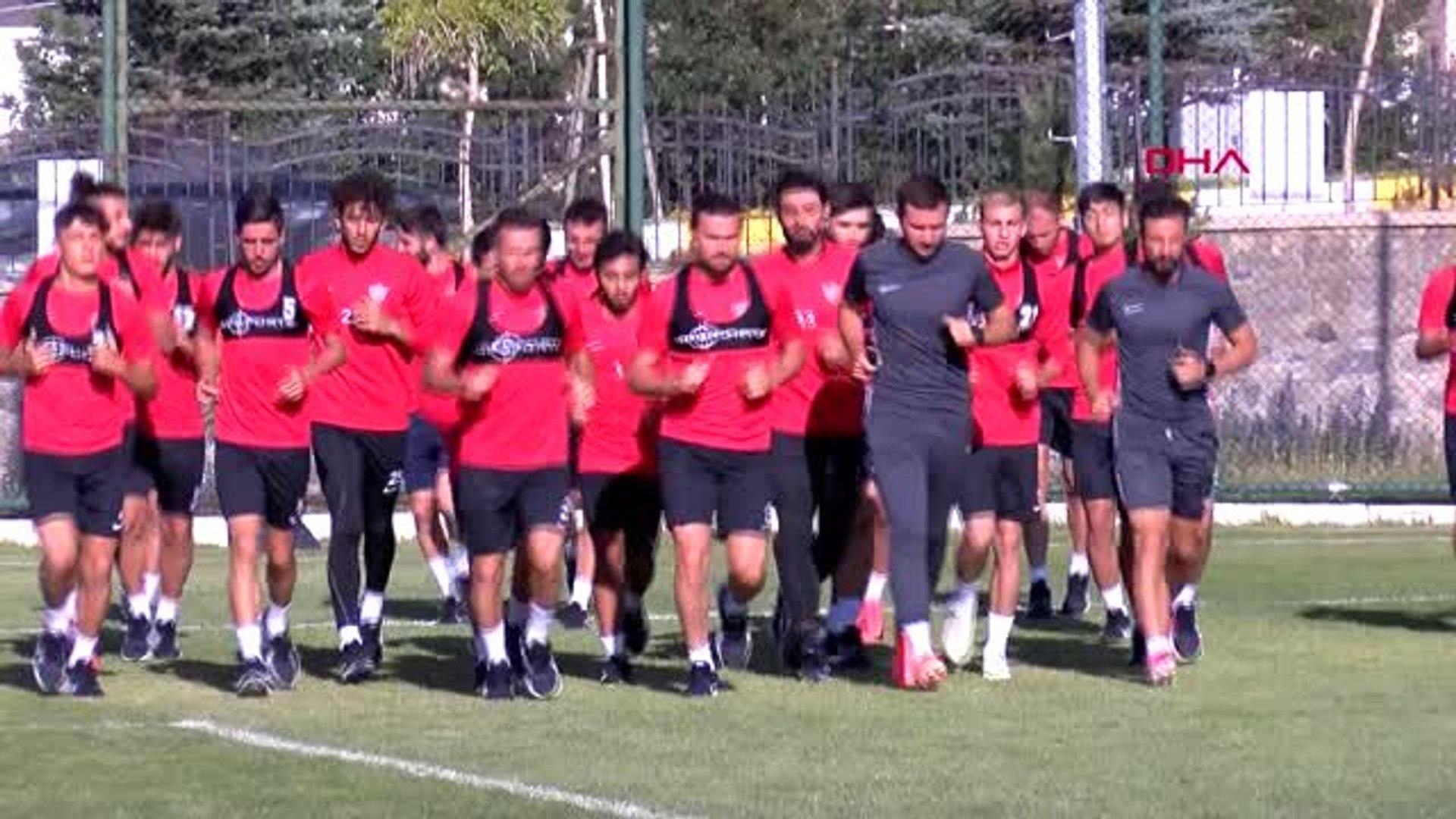 SPOR Hatayspor'un başarılı file bekçisi Akın Alkan Hedefimiz yine şampiyonluk