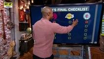 Kawhi's best-case scenario_ Lakers, Raptors or Clippers _ Get Up