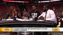 How has Kawhi Leonard been able to keep everything so quiet _ The Jump