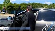 Découvrez la voiture autonome développée par Vinci Autoroutes et le groupe PSA qui franchit un péage et roule en conditions réelles