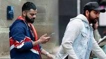 World Cup 2019: Virat Kohli and team looks shattered when team left the hotel | वनइंडिया हिंदी