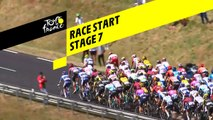 Near live - Étape 7 / Stage 7 - Tour de France 2019