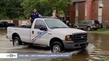 Insolite - Atlanta: La porte d'un fourgon blindé s'ouvre accidentellement provoquant une pluie de billets de banque sur l'autoroute