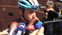 """Tour de France : """"J'ai été spectateur, pas au niveau"""", Bardet dépité par son début de Tour"""