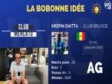 """Krépin Diatta, la """"bobonne idée"""" du Club Mercato Bordeaux"""