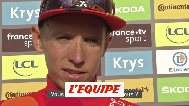 Teuns «Je suis super heureux» - Cyclisme - Tour