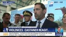 14-Juillet: Christophe Castaner annonce un dispositif de 2500 policiers dans la nuit de samedi à dimanche à Paris