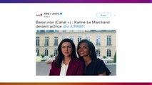 Karine Le Marchand intègre Baron Noir
