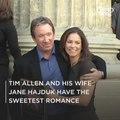 Tim Allen and Jane Hajduk's Hollywood Romance
